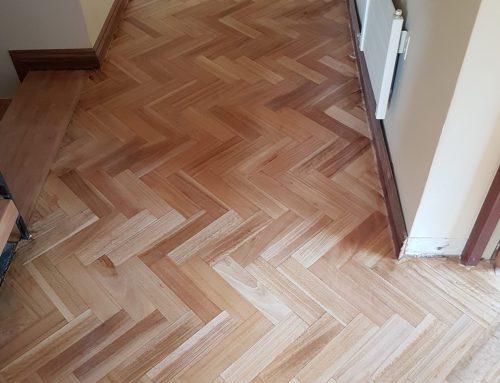 El pulido de pisos de madera y sus consideraciones