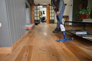 Artículos para limpiar pisos de madera